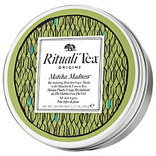 Buy Origins RitualiTea Matcha Madness Face Mask, 45g Online at johnlewis.com