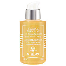 Buy Sisley Gentle Cleansing Gel with Tropical Resins, 120ml Online at johnlewis.com
