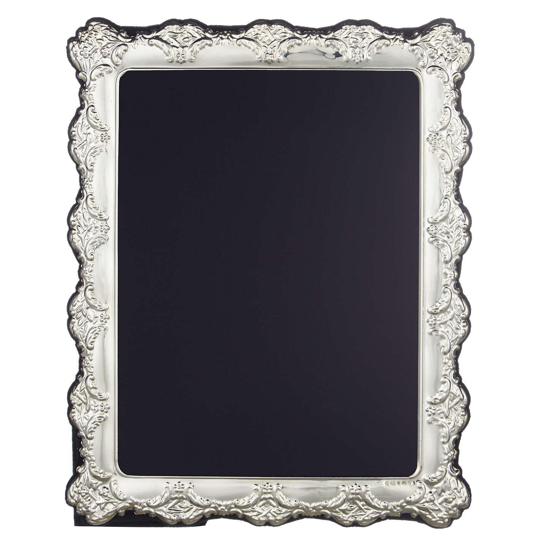 Carrs Vintage Sterling Silver Frame, 8 x 6\