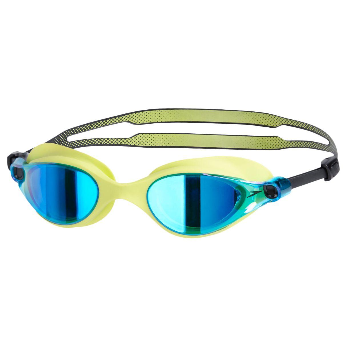 Speedo Speedo V-Class Swimming Goggles, Yellow