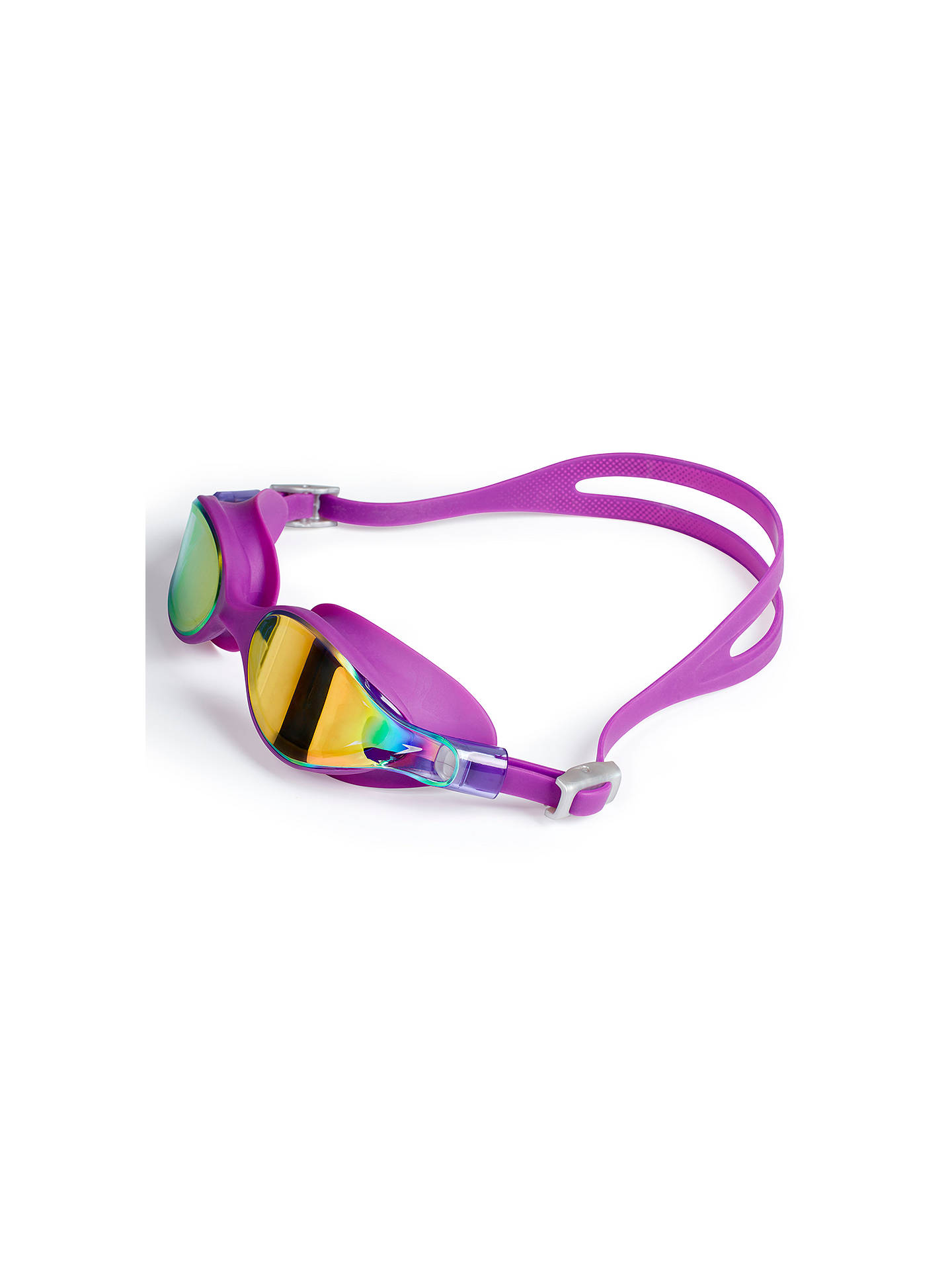BuySpeedo V-Class Swimming Goggles, Purple Online at johnlewis.com