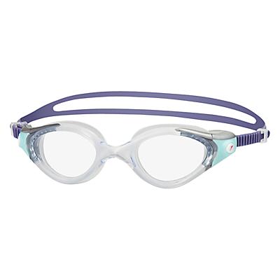 Speedo Futura Biofuse 2 Women's Goggles, Purple/Clear