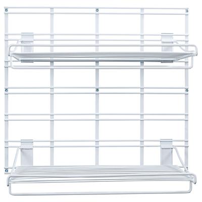Walltech Storage Laundry Shelf System