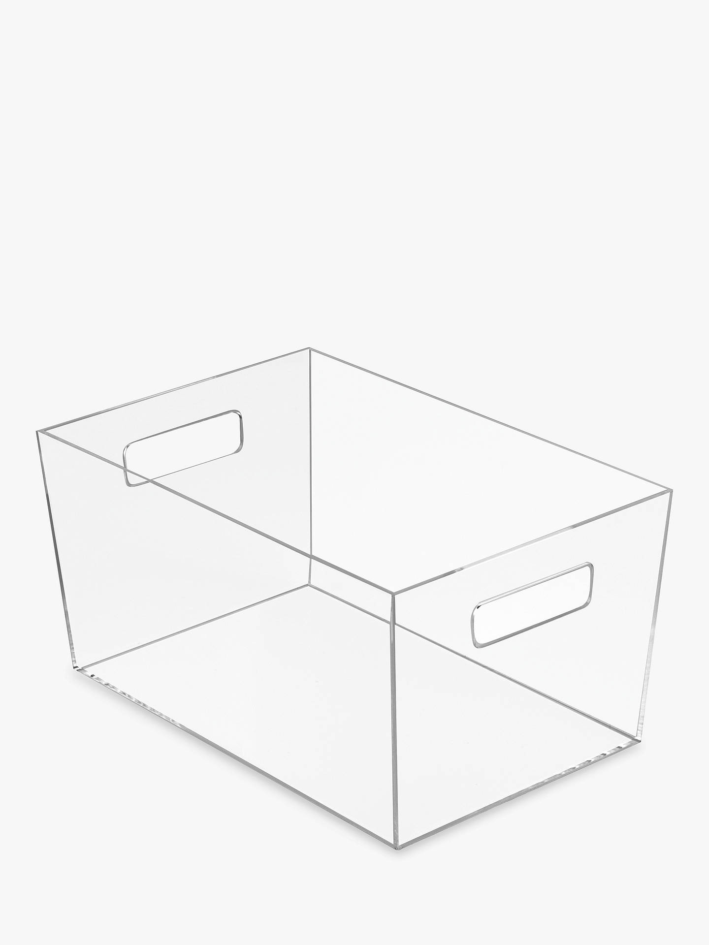Inter Design Vanity Bin, Large by Interdesign