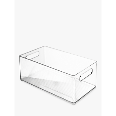 InterDesign Fridge Tray, Deep