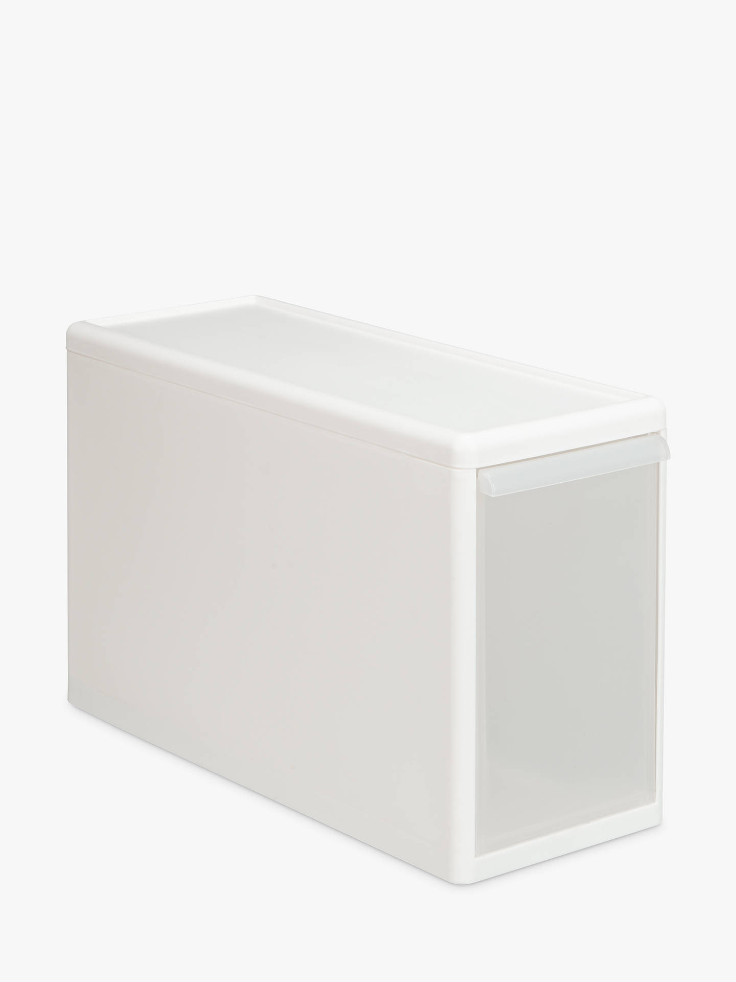 Buylike-it Unicom Plastic Storage Drawer, Large, W17cm Online at johnlewis.com