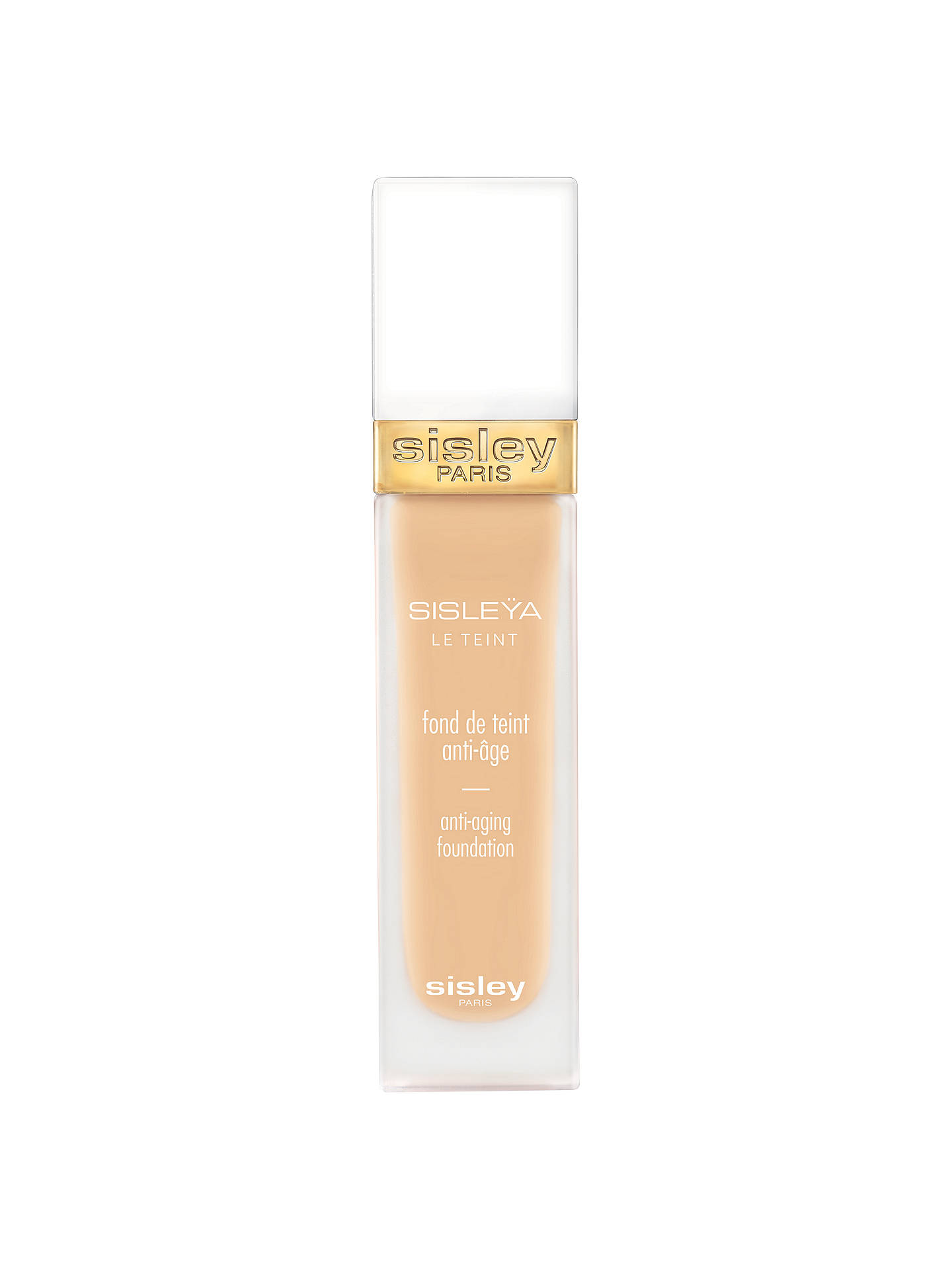 BuySisley Sisleÿa Le Teint Anti-Ageing Foundation, Porcelain Online at johnlewis.com