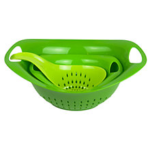 Buy Architec Colander Set, 3 Pieces Online at johnlewis.com