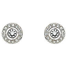 Buy Melissa Odabash Swarovski Crystal Mini Stud Earrings Online at johnlewis.com