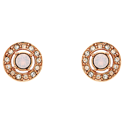 Melissa Odabash Swarovski Crystal Mini Stud Earrings