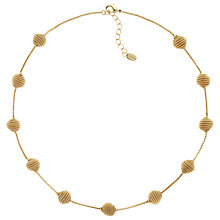 Buy Monet Spiral Ball Collar Necklace Online at johnlewis.com