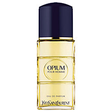 Buy Yves Saint Laurent Opium Pour Homme Eau de Parfum, 50ml Online at johnlewis.com