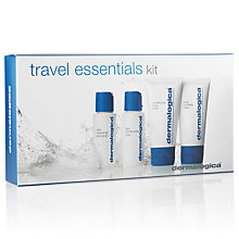 Buy Dermalogica Travel Essentials Kit Skincare Gift Set Online at johnlewis.com