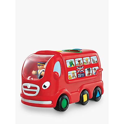 Image of WOW Toys London Bus Leo Set