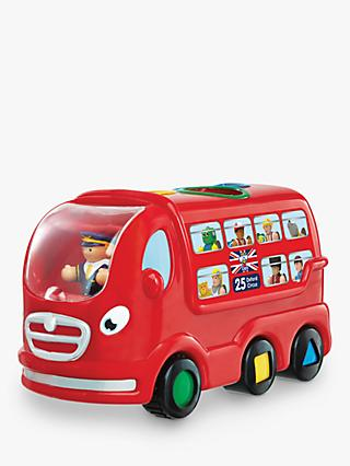 WOW Toys London Bus Leo Set