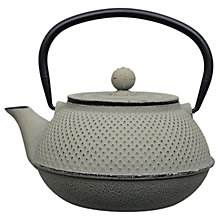 Buy Tokyo Design Studio Arare Teapot, Grey Online at johnlewis.com