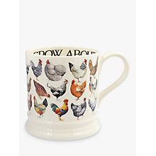 Buy Emma Bridgewater Hen & Toast 1pt Mug Online at johnlewis.com