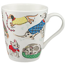 Buy Cath Kidston Dogs Stanley Mug Online at johnlewis.com