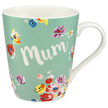 Buy Cath Kidston 'Mum' Mallory Bunch Stanley Mug Online at johnlewis.com