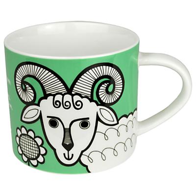 Jane Foster Zodiac Mug