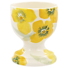 Buy Emma Bridgewater Yellow Wallflower Egg Cup Online at johnlewis.com