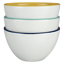 Buy John Lewis Dip Bowls, Set of 3 Online at johnlewis.com