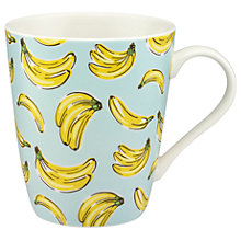 Buy Cath Kidston Bananas Stanley Mug Online at johnlewis.com