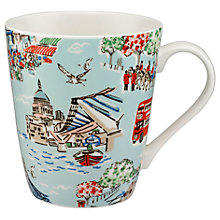 Buy Cath Kidston London Town Stanley Mug Online at johnlewis.com
