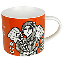 Buy Jane Foster Zodiac Mug Online at johnlewis.com