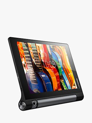 "Lenovo Yoga TAB3 10, Qualcomm APQ8009, Android, Wi-Fi, 2GB RAM, 16GB, 10.1"" HD, Black"