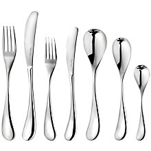 Buy Robert Welch Molton Cutlery Set, 56 Piece Online at johnlewis.com