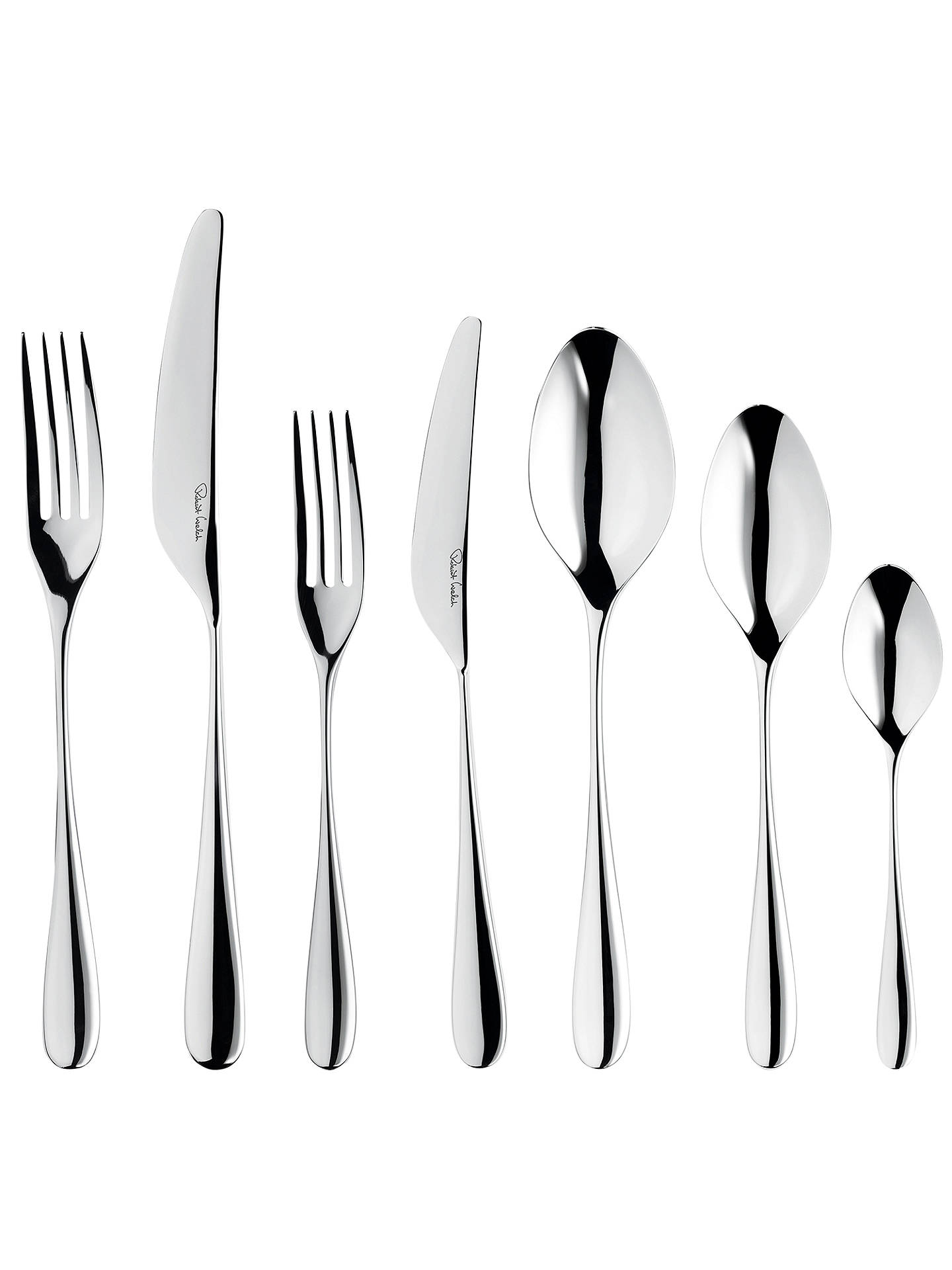 Buy Robert Welch Arden Cutlery Set, 56 Piece/8 Place Settings Online at johnlewis.com