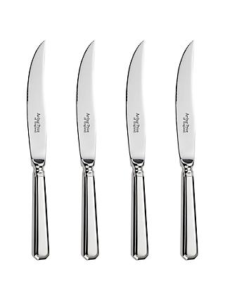 Arthur Price Grecian Steak Knives, Set of 4