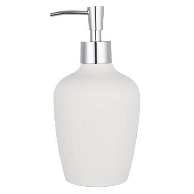John Lewis Ditton Soap Dispenser, White