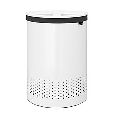 Buy Brabantia Selector Laundry Bin, 55L Online at johnlewis.com