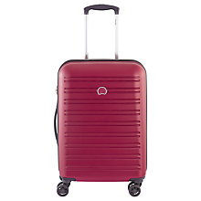 Buy Delsey Segur 4 Wheel 55cm Cabin Suitcase Online at johnlewis.com