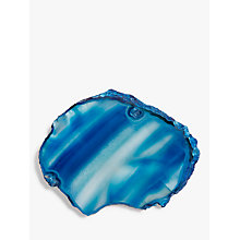 Buy John Lewis Agate Coaster Online at johnlewis.com