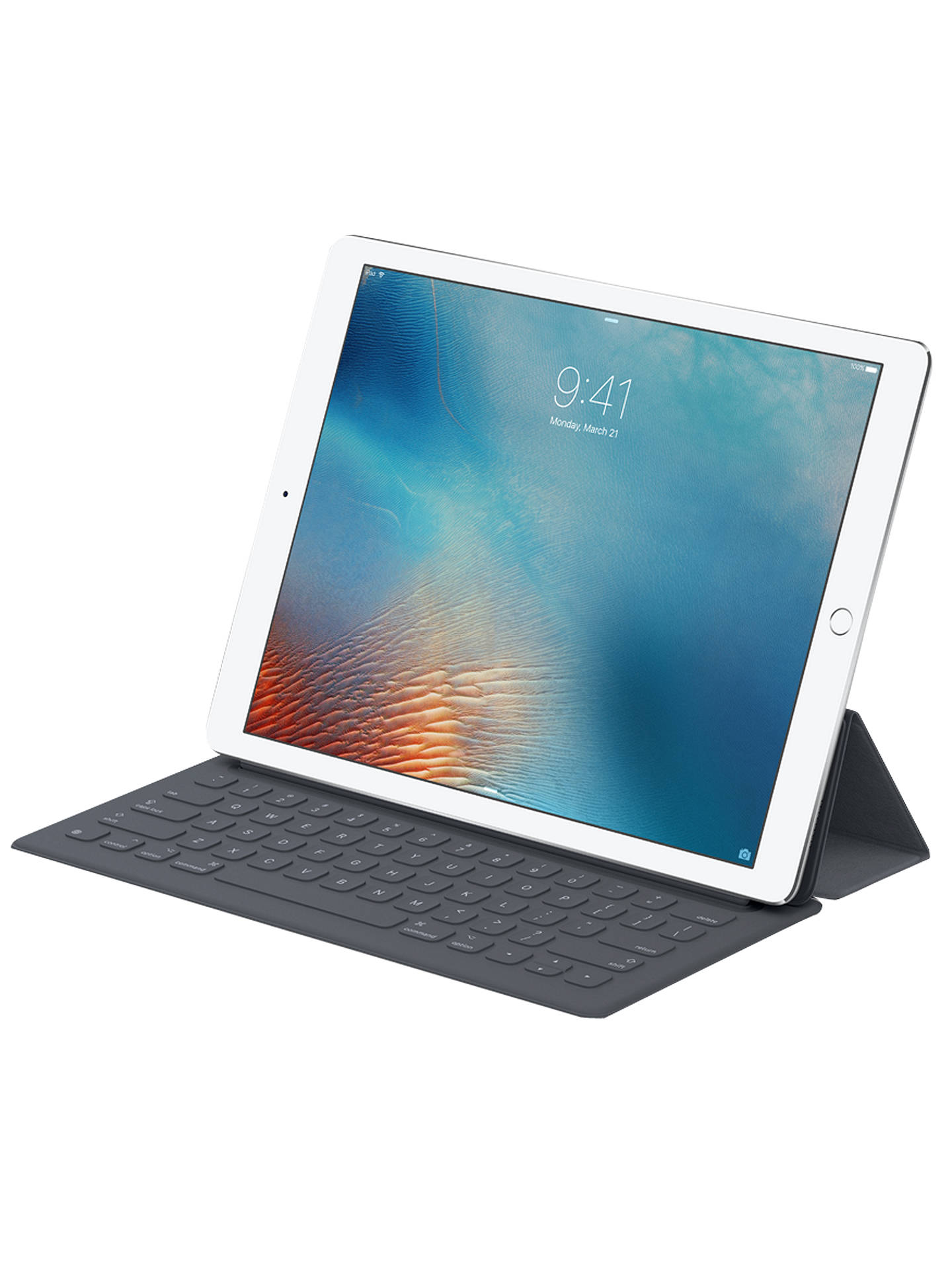 apple smart keyboard 12.9 accessory not supported