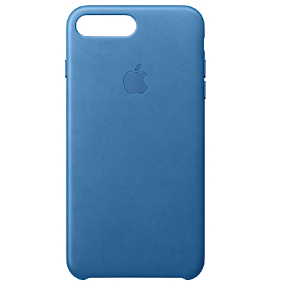 Image of Apple Leather Case for iPhone 7 Plus