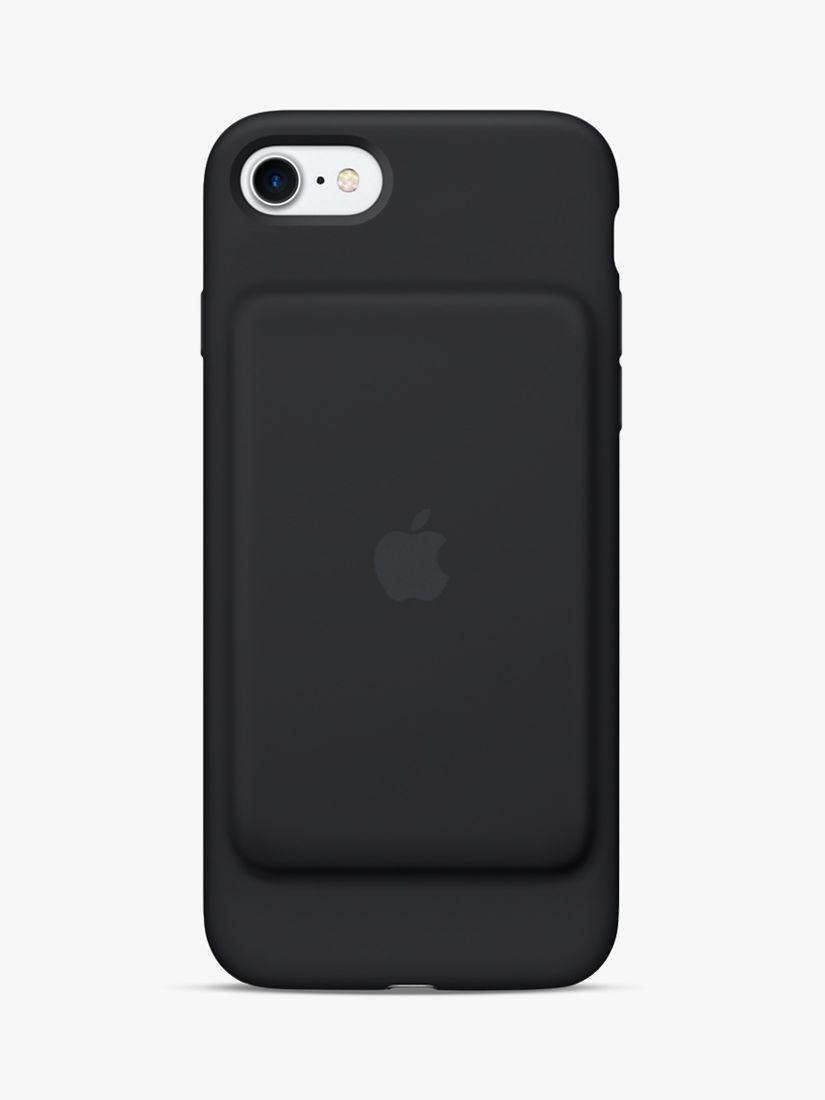 official photos ea654 eb5e7 Apple Smart Battery Case for iPhone 7, Black