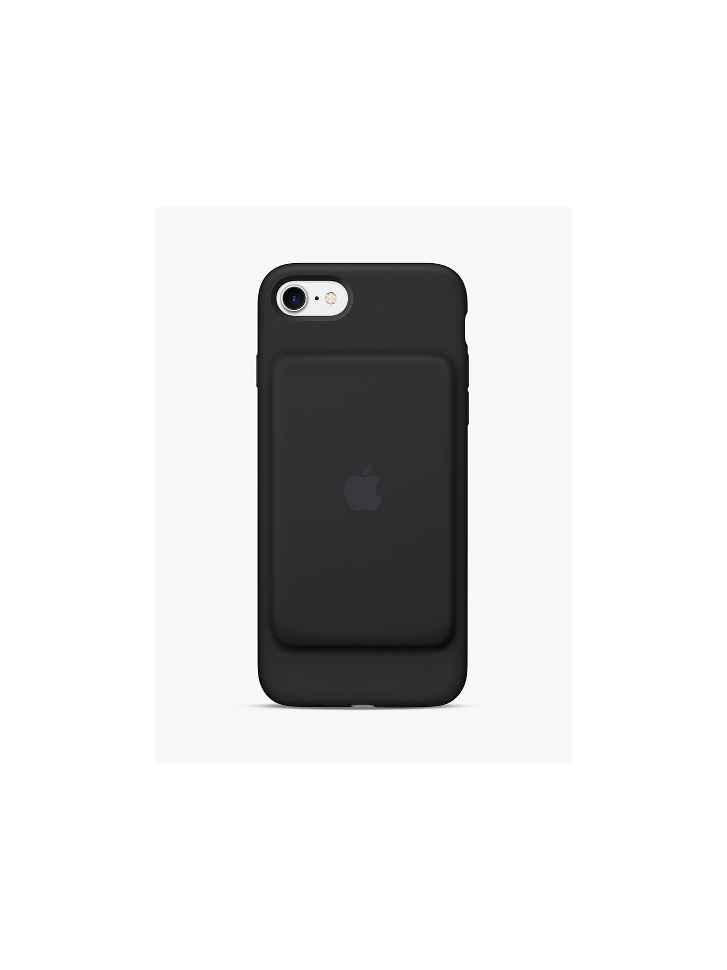 official photos 73e85 66375 Apple Smart Battery Case for iPhone 7, Black