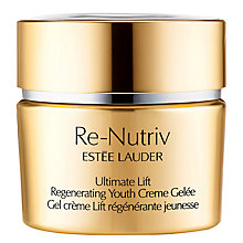 Buy Estée Lauder Re-Nutriv Ultimate Lift Regenerating Youth Creme Gelée, 50ml Online at johnlewis.com