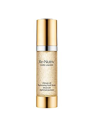Estée Lauder Re-Nutriv Ultimate Lift Regenerating Youth Serum, 30ml