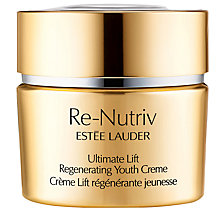 Buy Estée Lauder Re-Nutriv Ultimate Lift Regenerating Youth Creme, 50ml Online at johnlewis.com