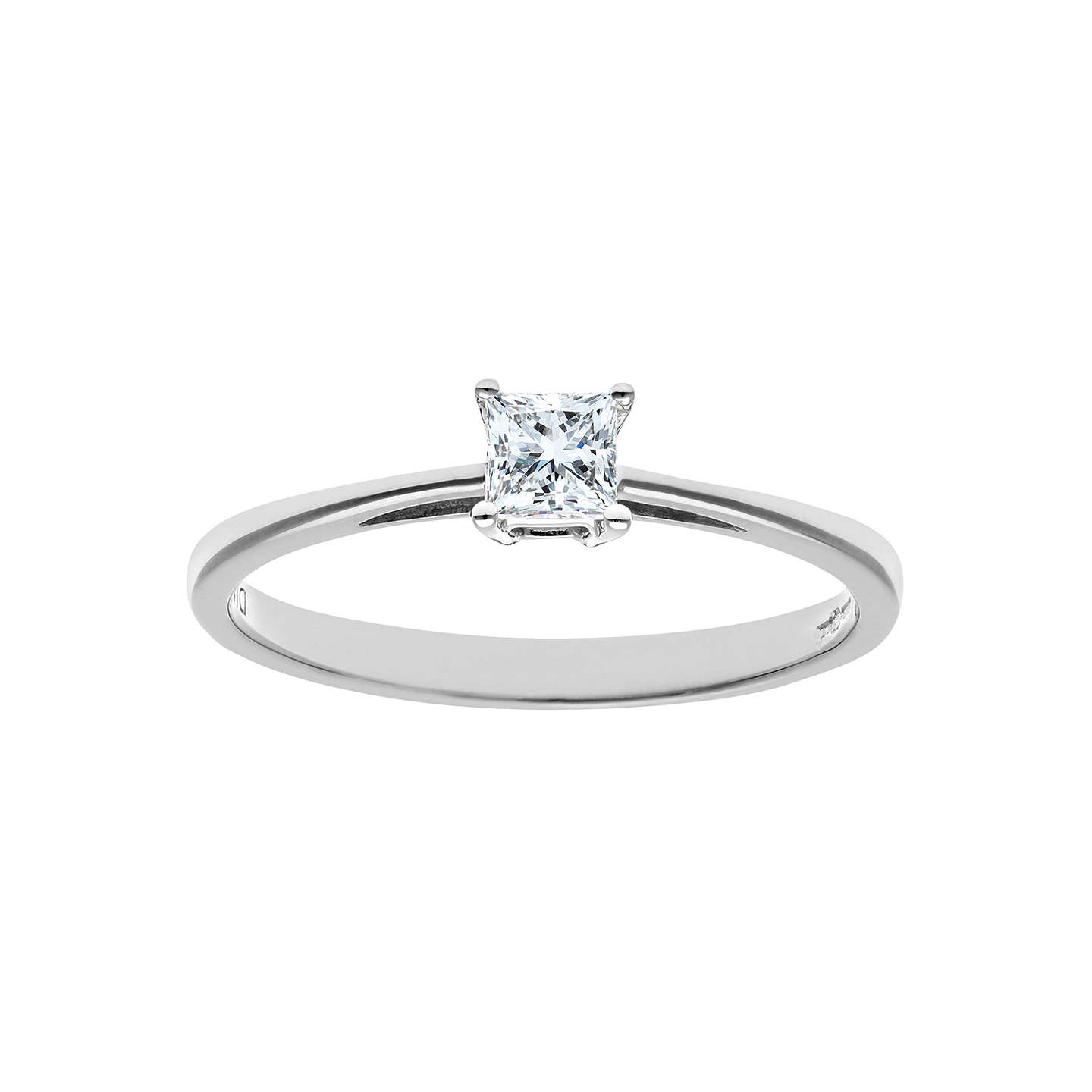 rings jewellery cut h set vs engagement setting diamond sleek white invisible g ring gold in princess