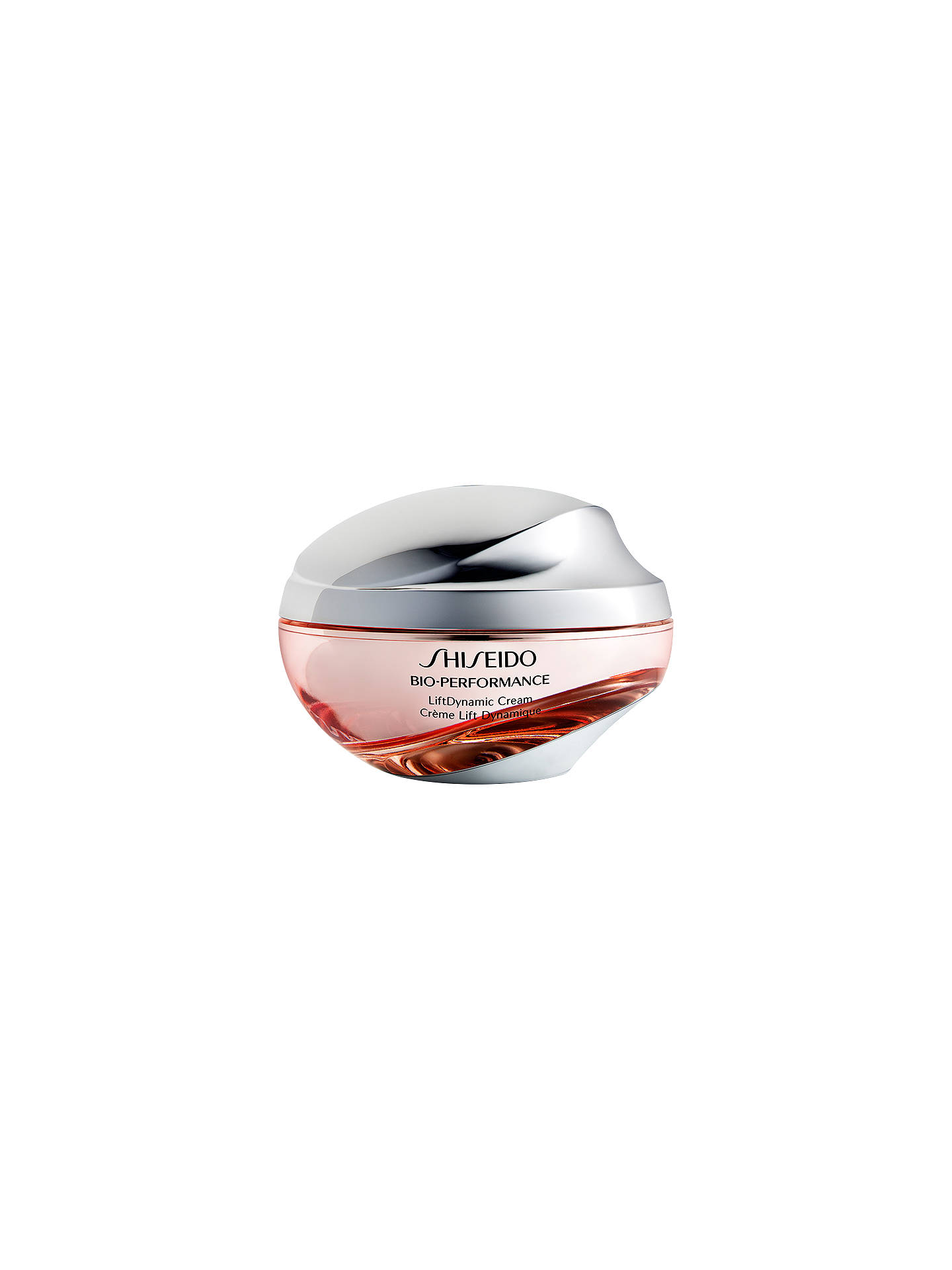 BuyShiseido Bio-Performance LiftDynamic Cream, 50ml Online at johnlewis.com