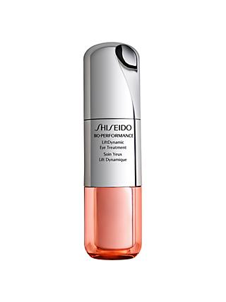 Shiseido Bio-Performance LiftDynamic Eye Cream, 15ml