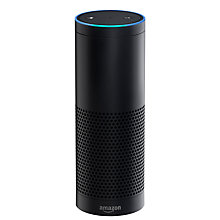 Buy Amazon Echo Smart Speaker with Voice Recognition & Control Online at johnlewis.com