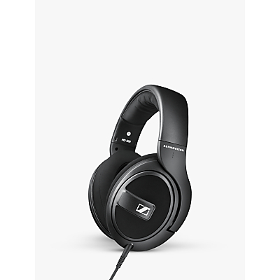 Image of Sennheiser HD 569 Full Size Headphones with E.A.R. Technology & Inline Microphone & Remote, Black