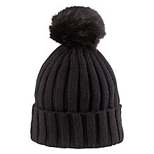 Buy Phase Eight Wool Blend Pom Pom Hat Online at johnlewis.com
